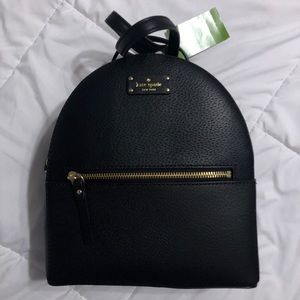 NWT Leather Kate Spade Backpack